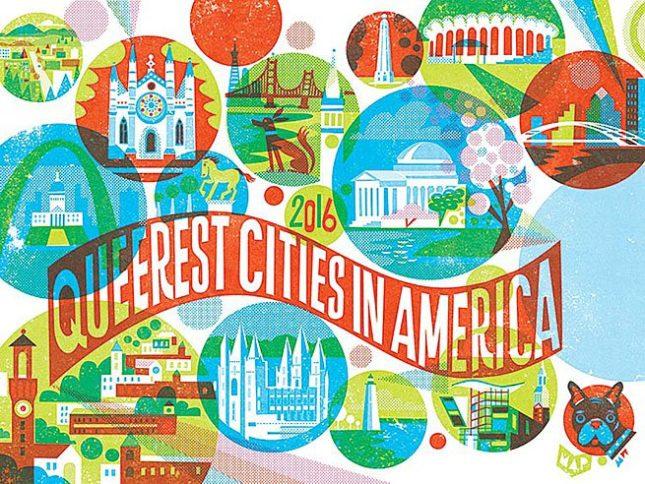 queerest cities